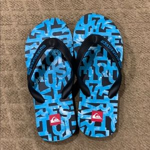 Other - Boys Quiksilver Flip Flops